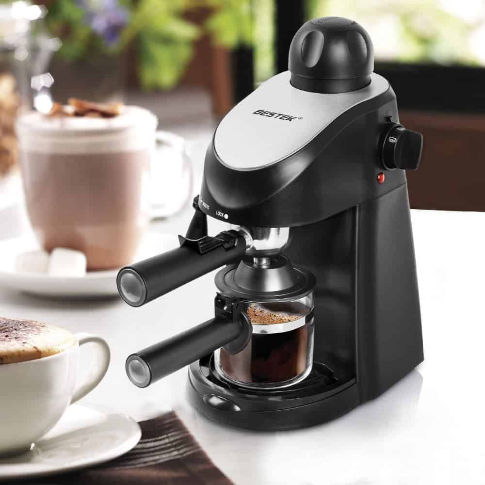 Best Espresso Cappuccino Maker ~ Top best small espresso machine options for