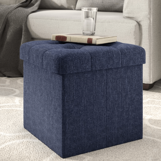 Enjoyable 14 Best Small Ottoman Options For 2019 Squirreltailoven Fun Painted Chair Ideas Images Squirreltailovenorg