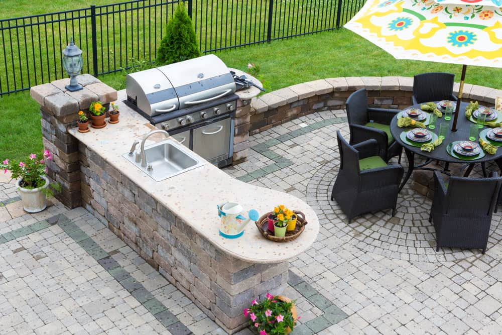 How Much Does an Outdoor Kitchen Cost in 2019? We Break It Down