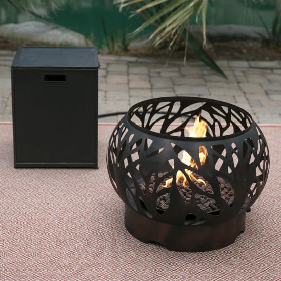 10 Excellent Small Fire Pits For Your Patio Camping And