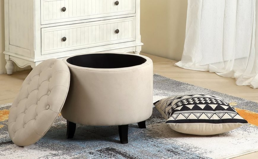 14 Best Small Ottoman Options For 2019