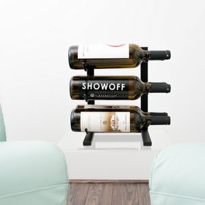 Small wine racks.