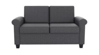 Tiny 58 inch wide sleeper sofa
