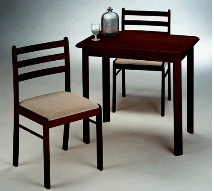 Wood kitchen dining set under $200