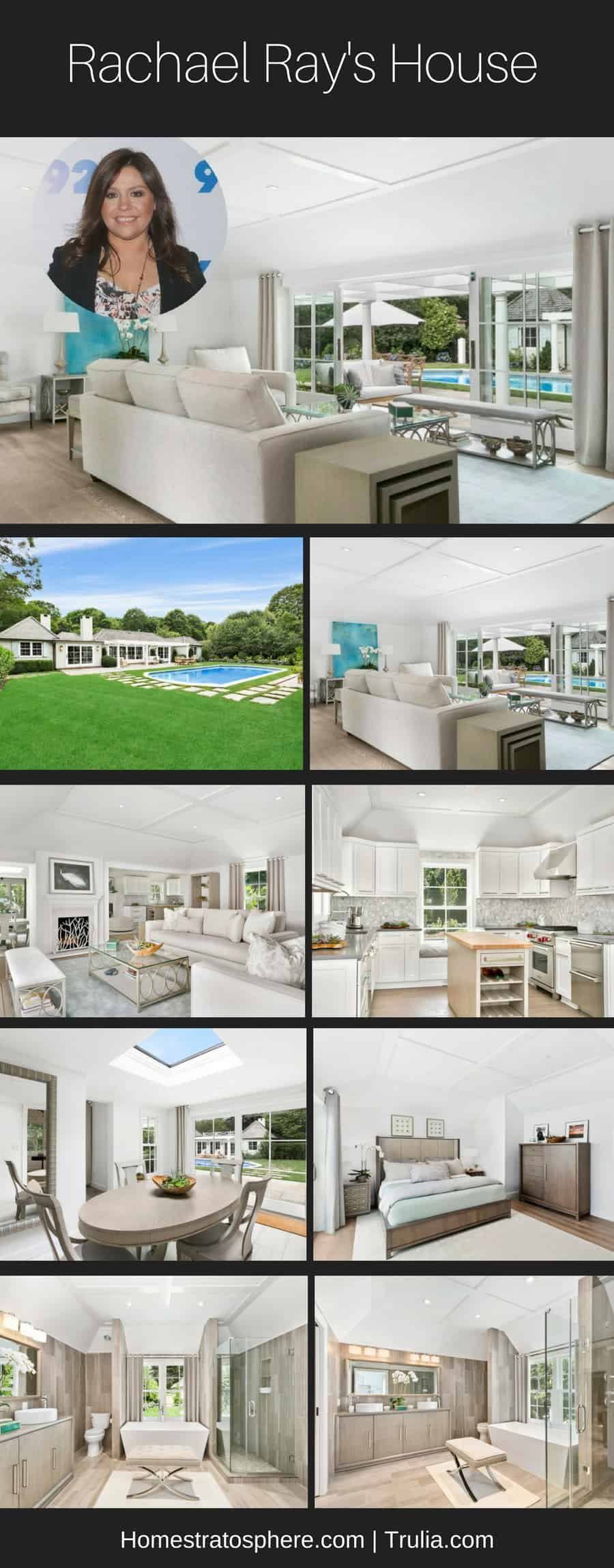 Rachael Ray's Hamptons Home (for sale)