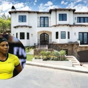 Serena Williams new Beverly Hills Home