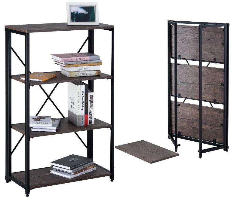 The KTT three-tier Bookshelf from Amazon.