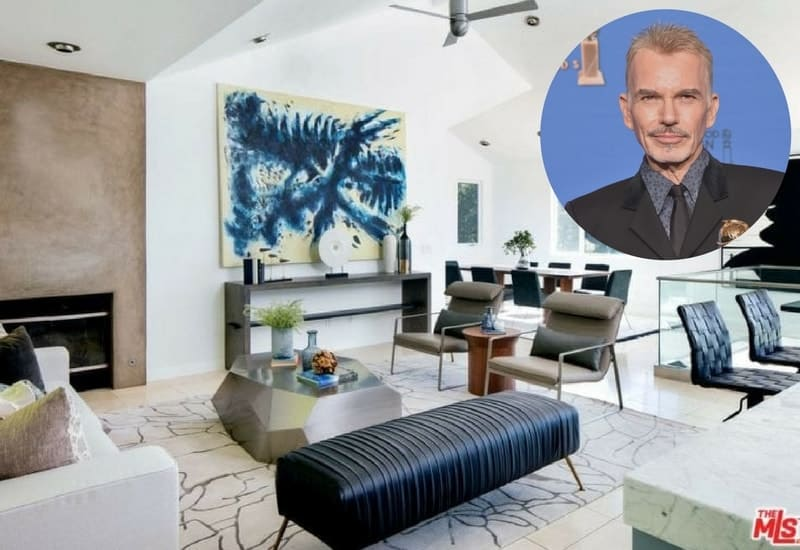 Billy Bob Thornton's Malibu Home (List for Sale for $2.3 Million)