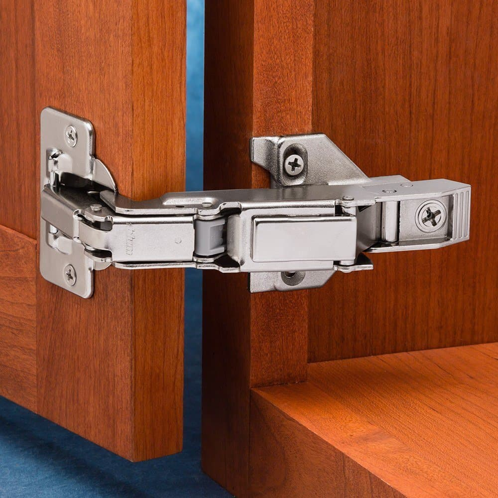 18 different types of cabinet hinges. Black Bedroom Furniture Sets. Home Design Ideas