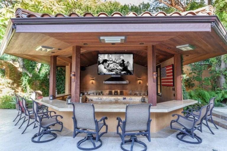 135 Outdoor Kitchen Ideas And Designs For 2018