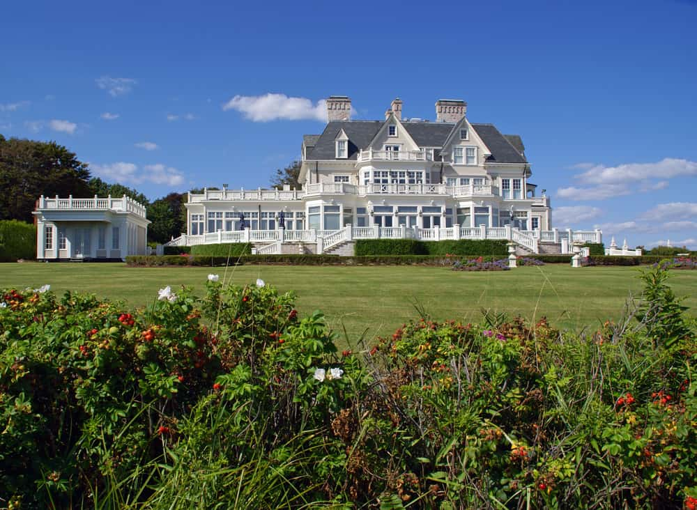 Grand Newport, Rhode Island luxury cottage