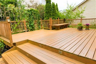 What S Are The Differences Among A Porch Veranda Deck