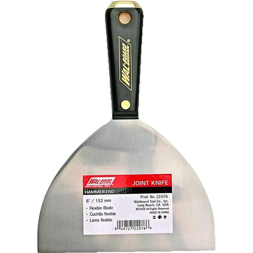 Drywall joint knife