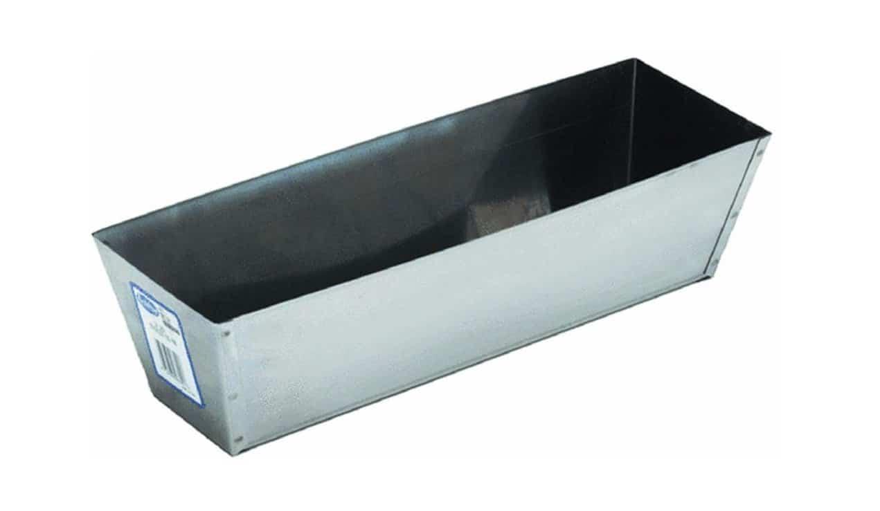 Drywall mud pan