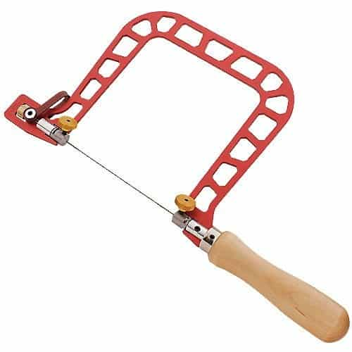 5 inch woodworker fret saw.