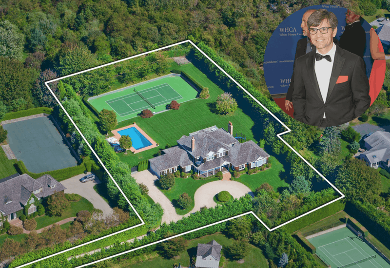 George Stephanopoulos Lists His Southamptons Home for $5.995 Million
