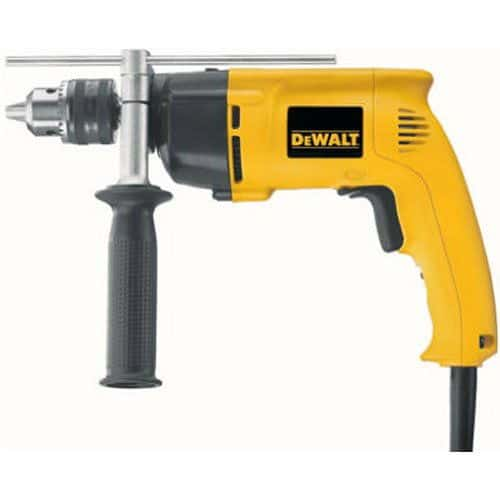 7.8 Amp VSR hammer-drill with comfortable, accurate handling and versatile dual-mode design.