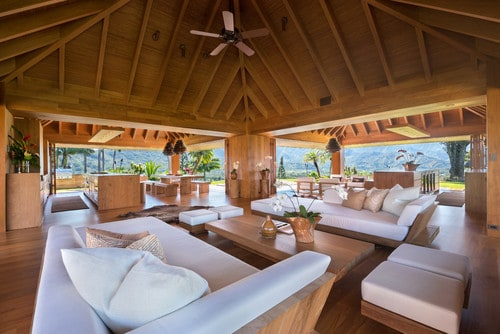 145 Tropical Living Room Ideas for 2018