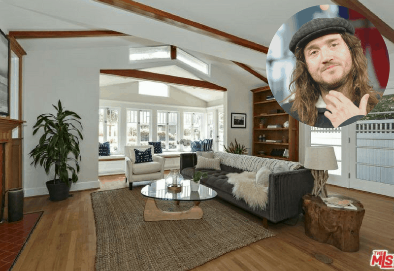 John Frusciante Selling is Venice, CA Home ($2.9 Million)