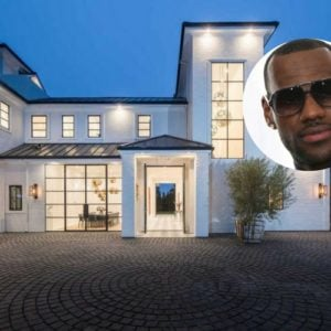 Lebron James Mansion