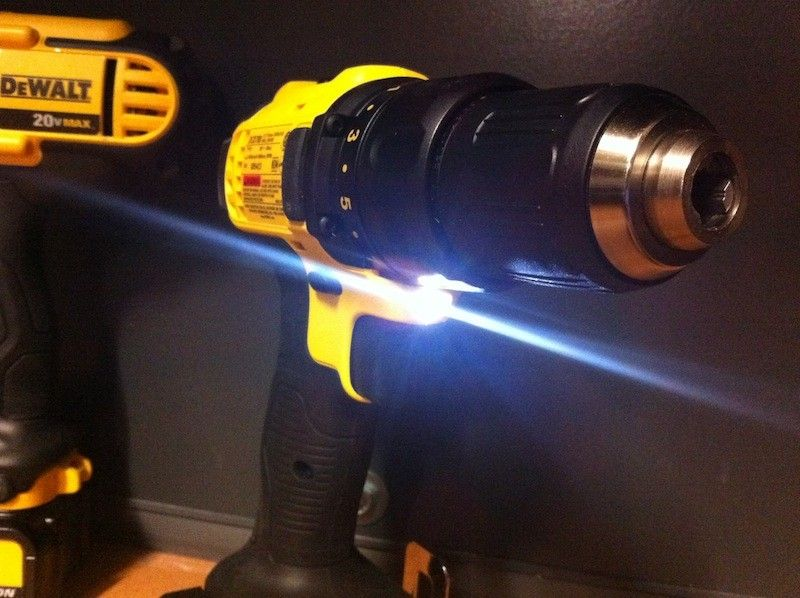 20v drill LED light.