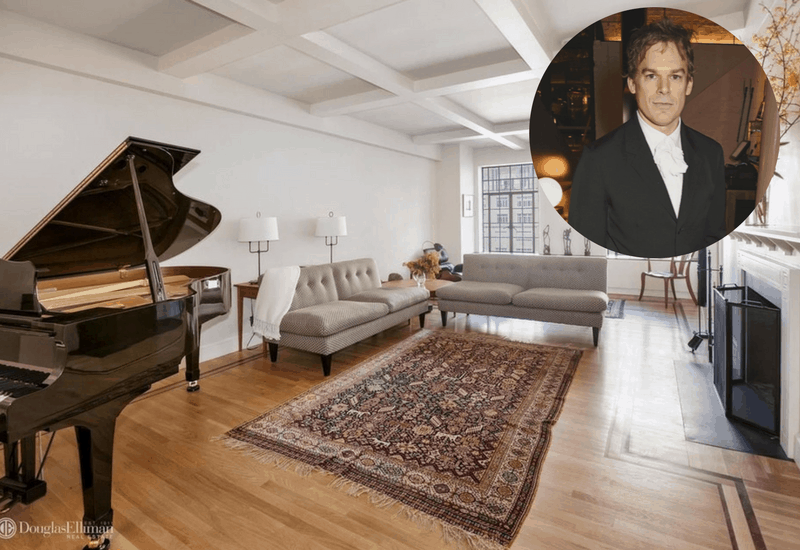 Michael C. Hall Scores Manhattan Upper West Side Home for $4.3 Million
