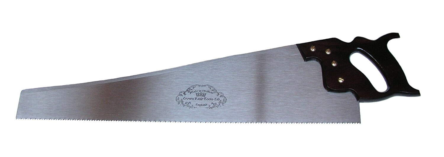 24-inch rip saw with 4.5 TPI.