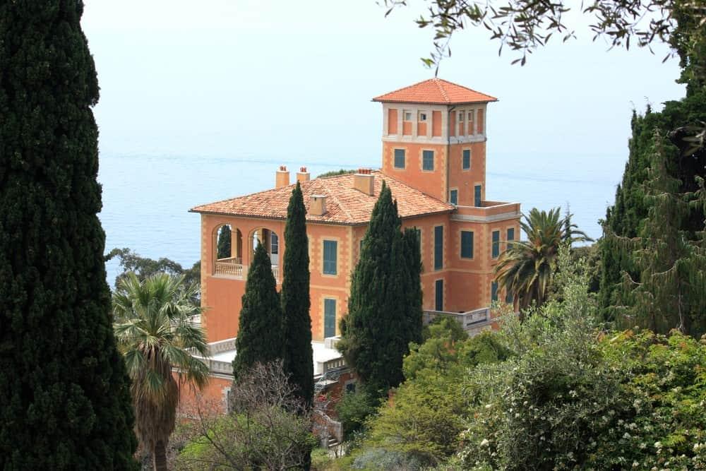 Villa Hanbury, Italy