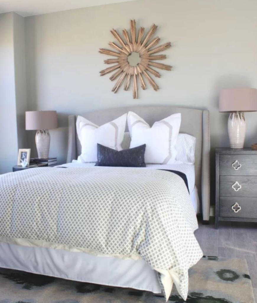 Wayfair Table Lamps >> 410 Medium-sized Master Bedroom Ideas for 2019