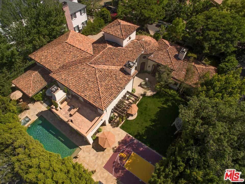 Ziggy Marley Buys Toluca Lake Mansion For $5.5M