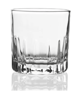 Old Fashioned drink glass