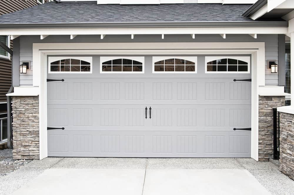 15 types of garage doors 10 and openers 5 buying guide. Black Bedroom Furniture Sets. Home Design Ideas