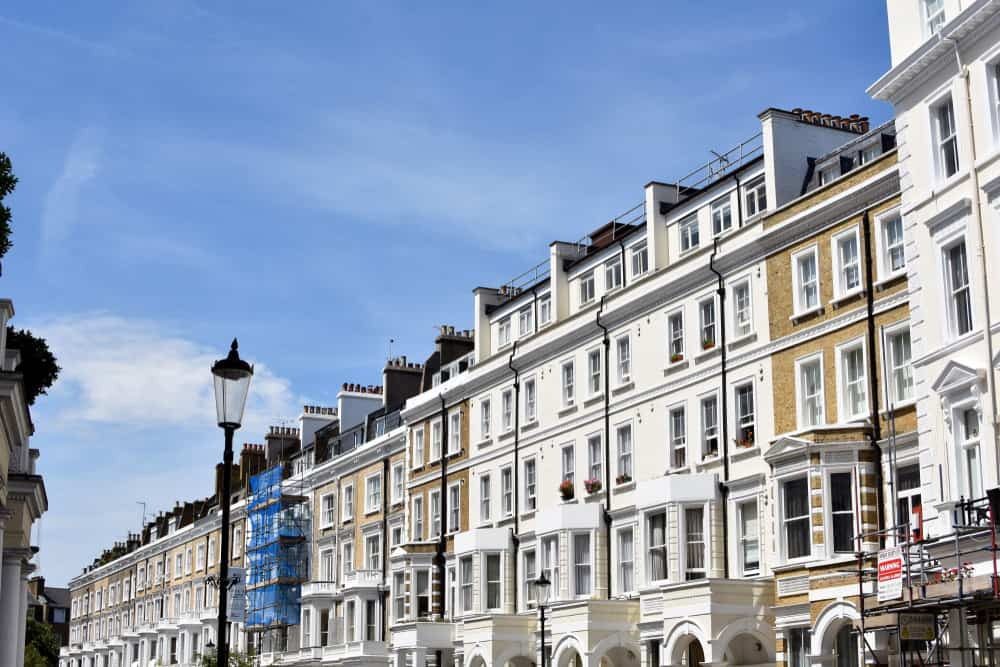 Vacation rental townhome London