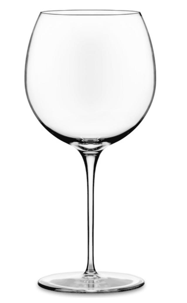 Balloon wine glass