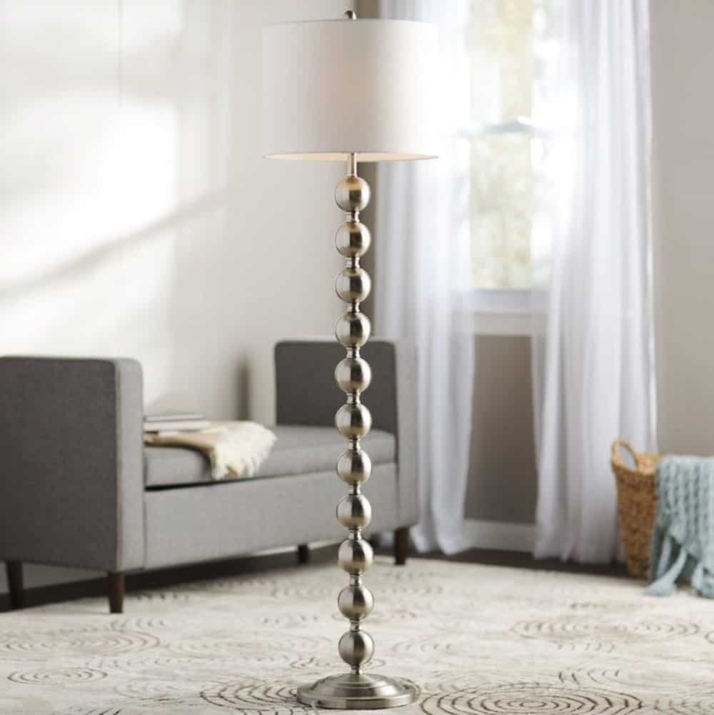14 awesome floor lamps under 100 2018 bridgers 59 floor lamp mozeypictures Image collections