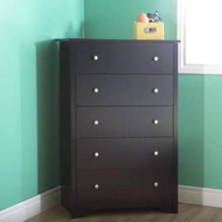 A vertical dresser.