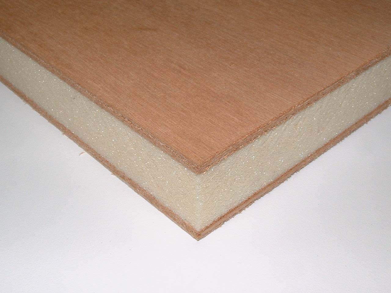 Foamboard has a rot-resistant feature and the best alternative to plywood.