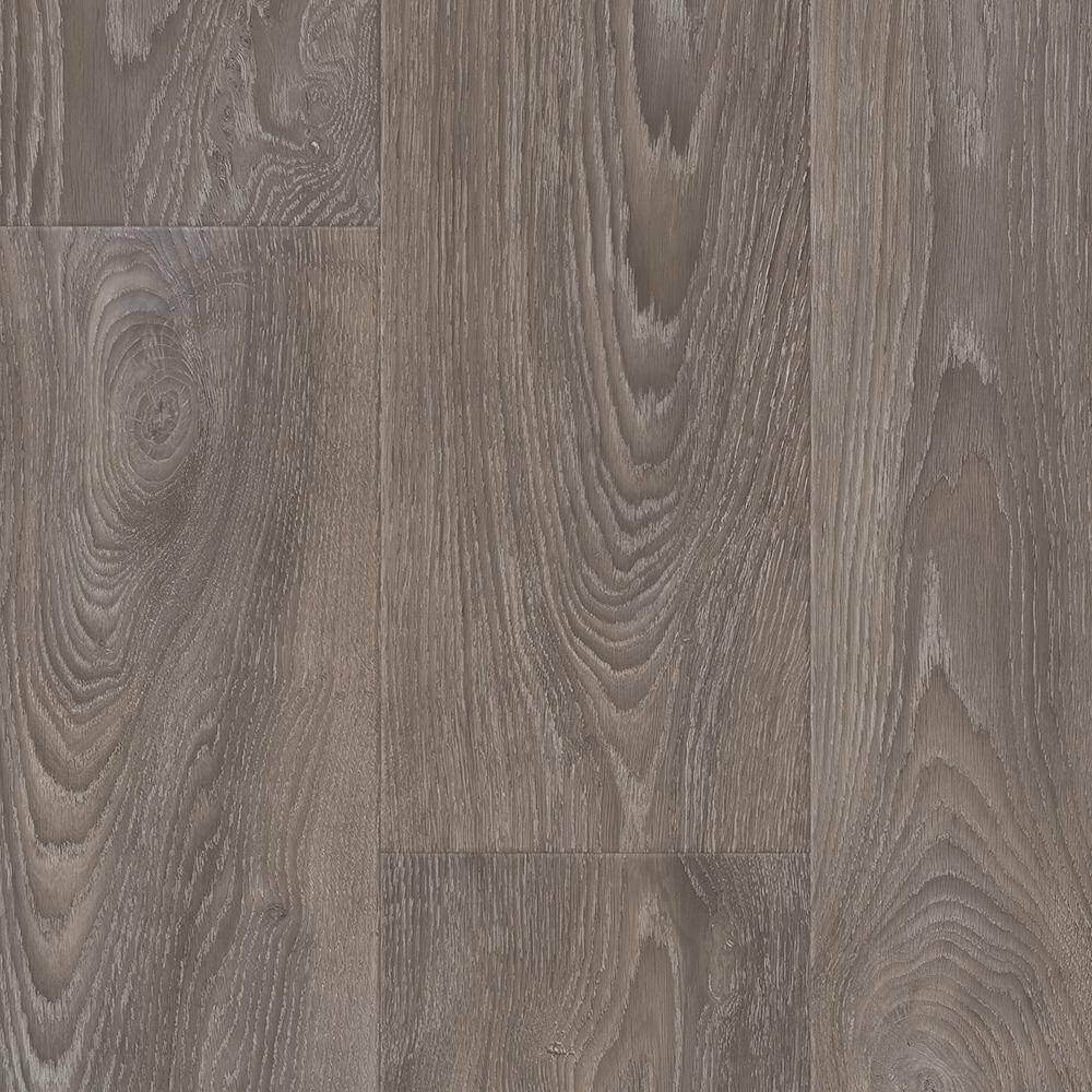 Vinyl sheet with a contemporary oak appearance.