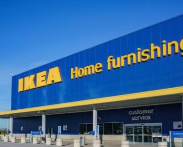 Ikea store in Los Angeles, California.