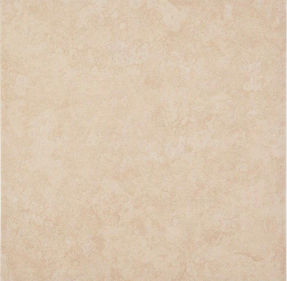 Ceramic wall tile with a glazed finish.