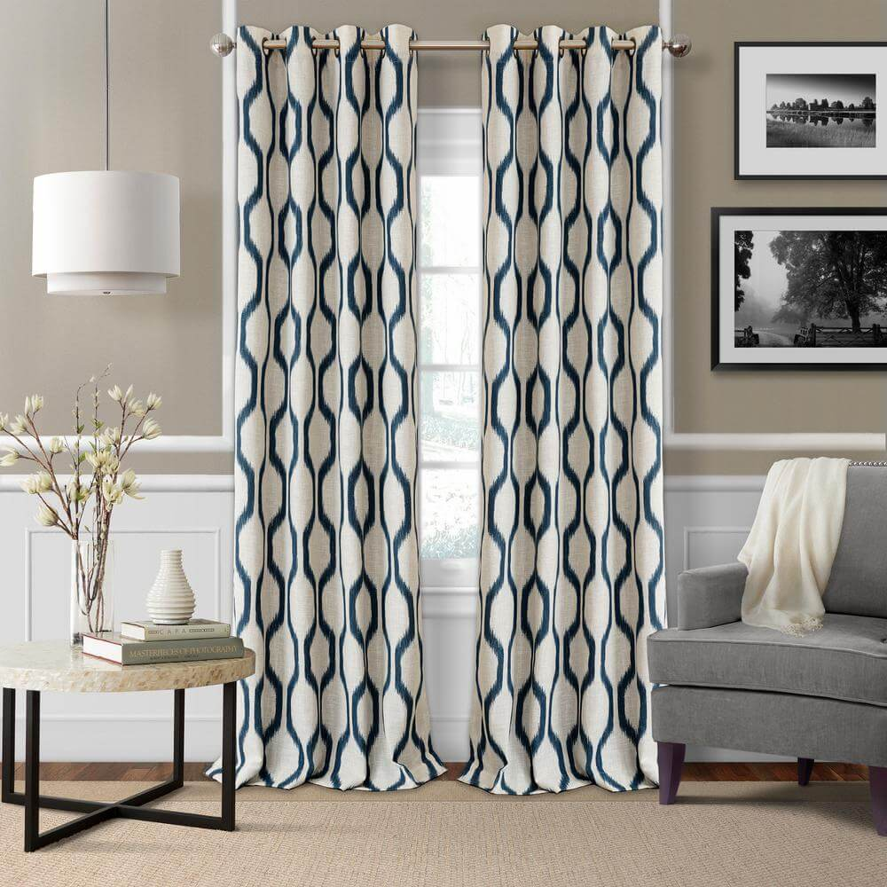 Blue And Tan Curtains: Are Plantation Shutters Out Of Style In 2019? Pros, Cons