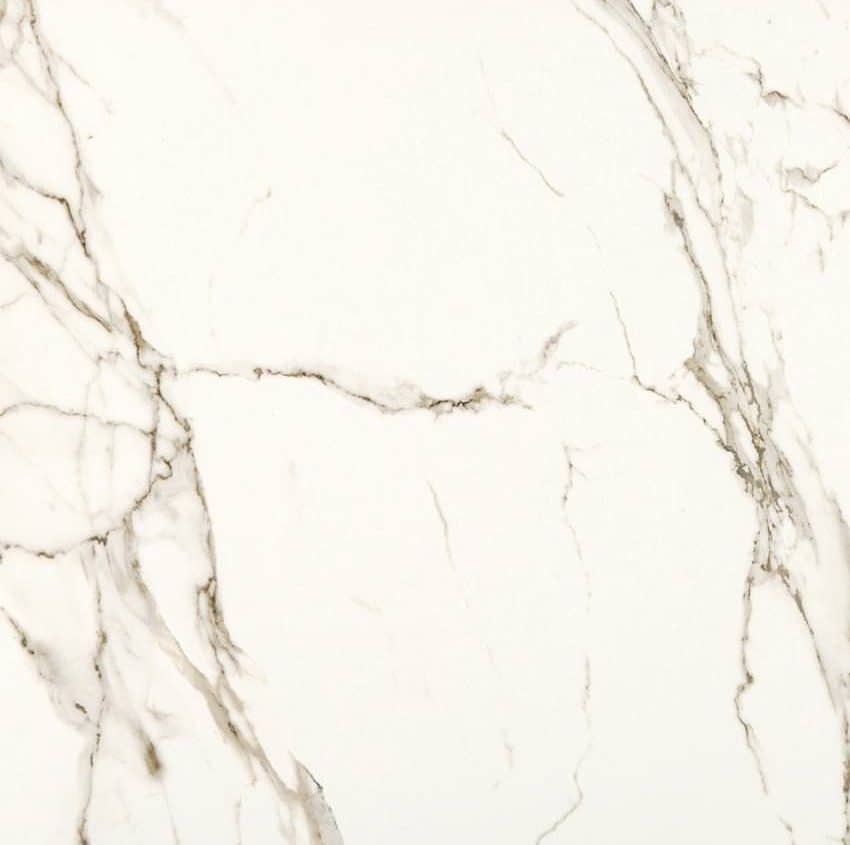 Compact and durable marble countertop.