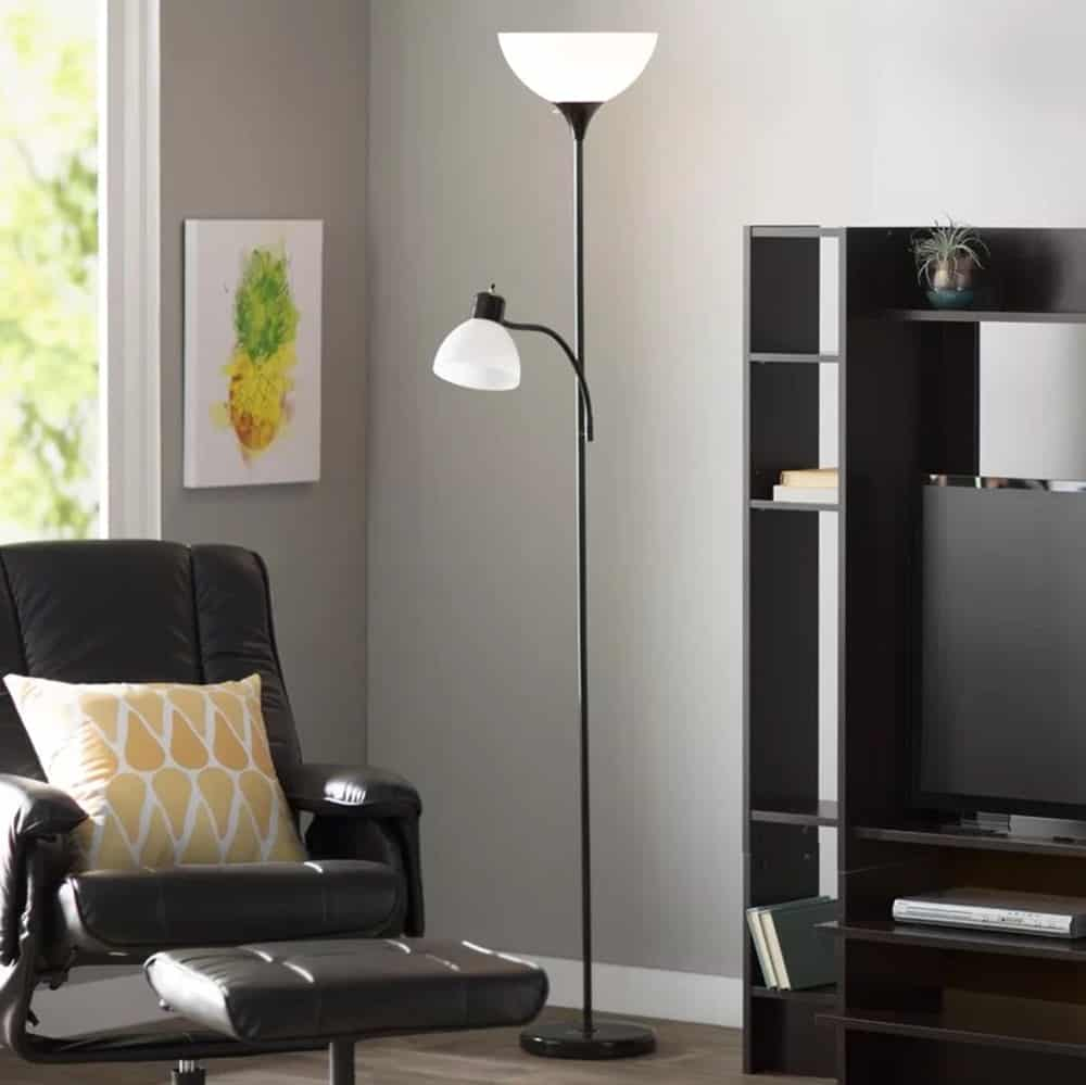 14 awesome floor lamps under 100 2018