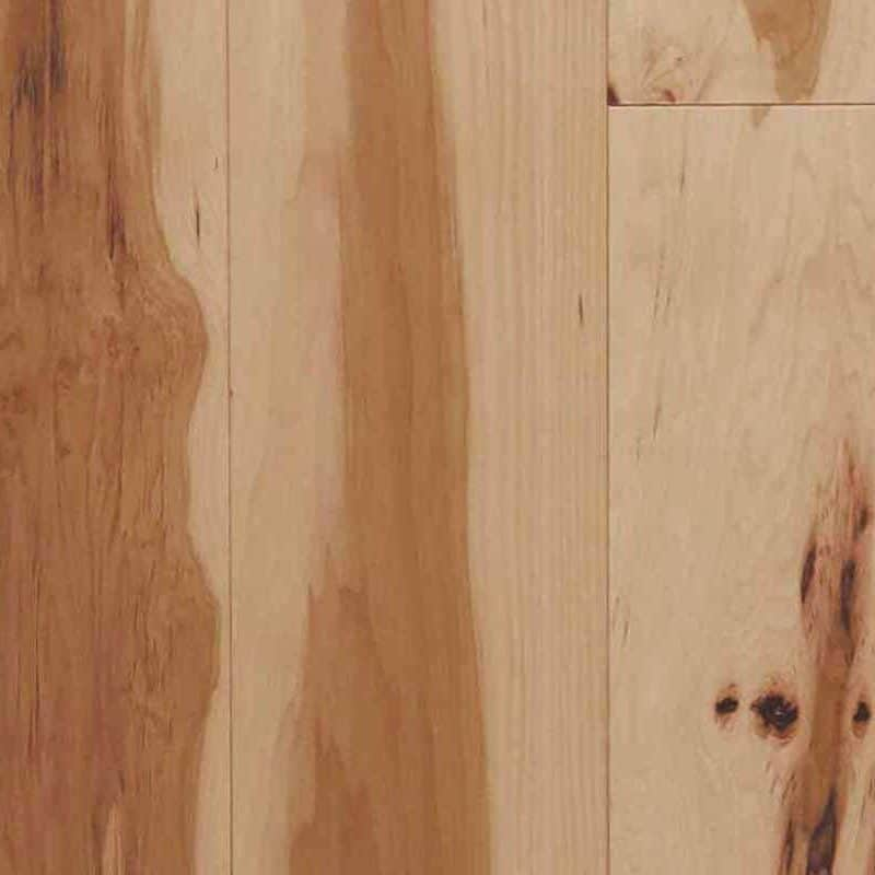 Solid hardwood flooring in neutral tones.