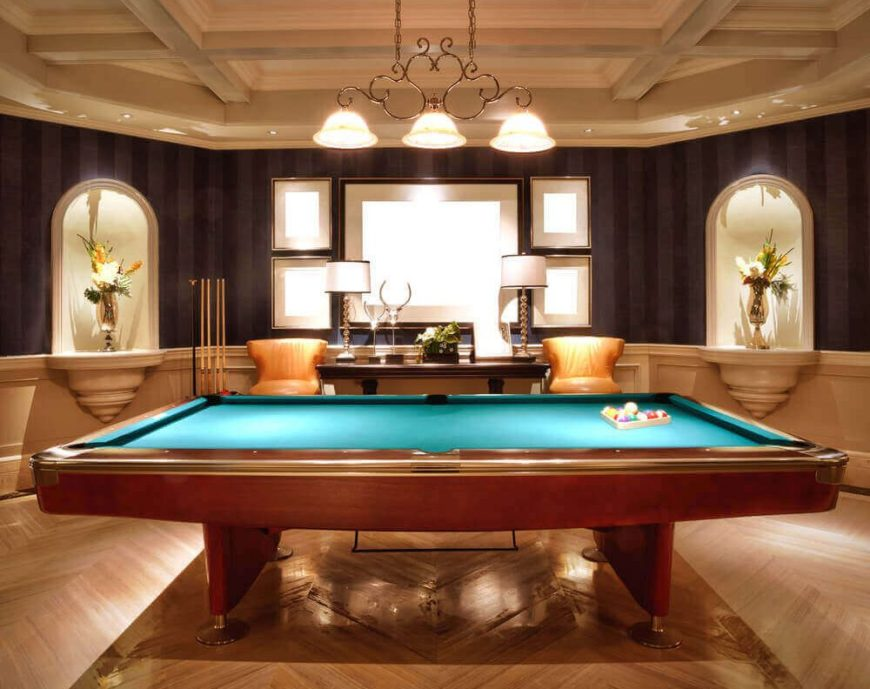 33 Types Of Pool Tables For Fun And Games In Your Home