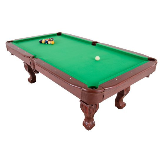 Types Of Pool Tables For Fun And Games In Your Home - How big is a standard pool table