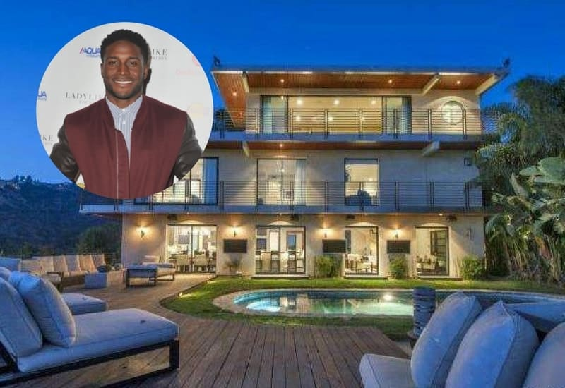 Reggie Bush's Los Angeles Estate ($6 Million)