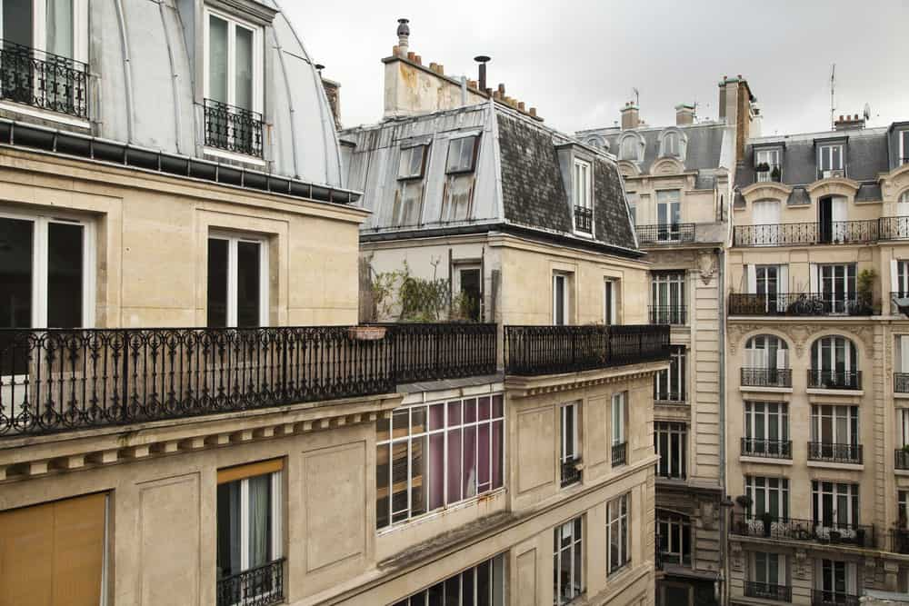 Vacation rental apartment in Paris, France