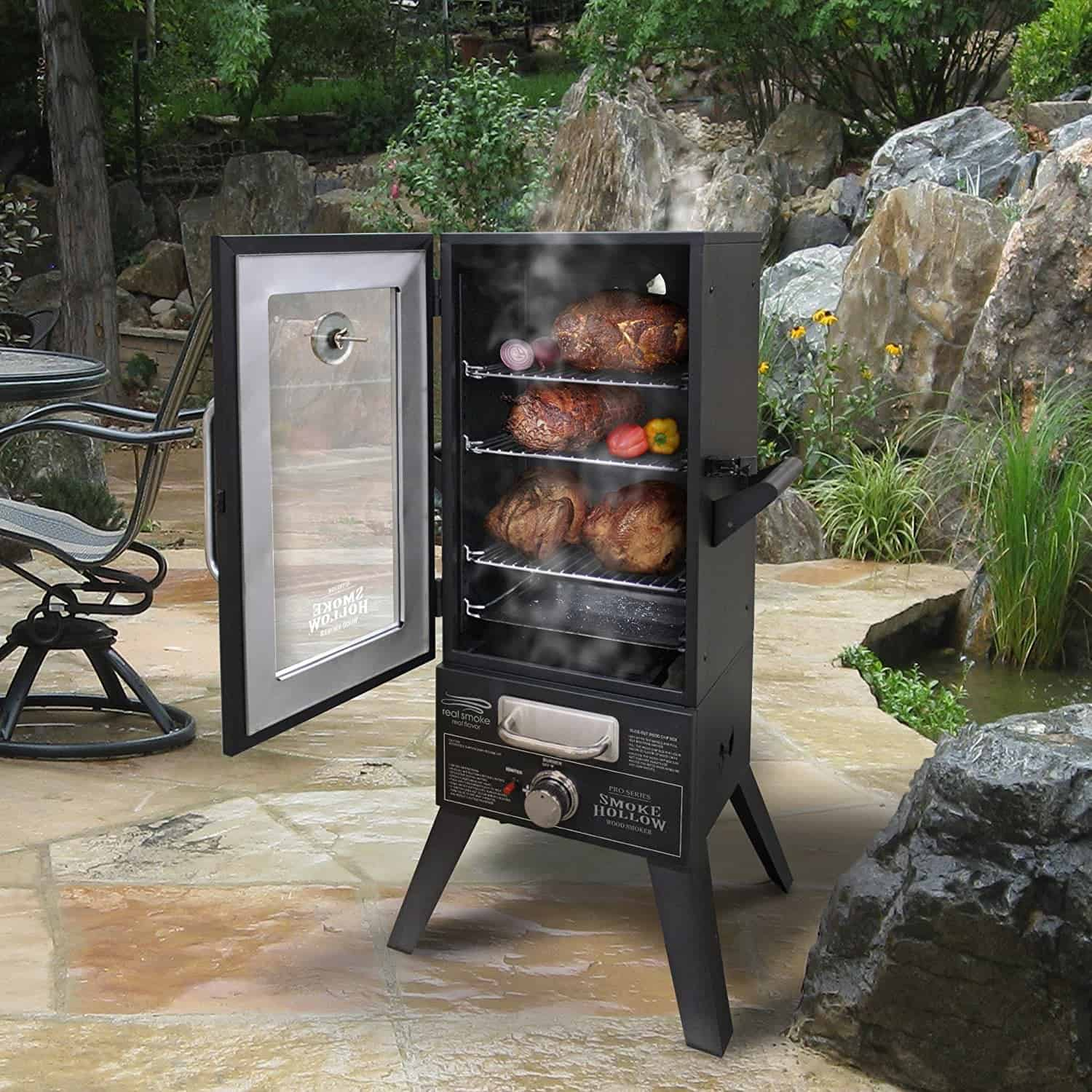 8 Different Types Of Meat Smokers Buying Guide
