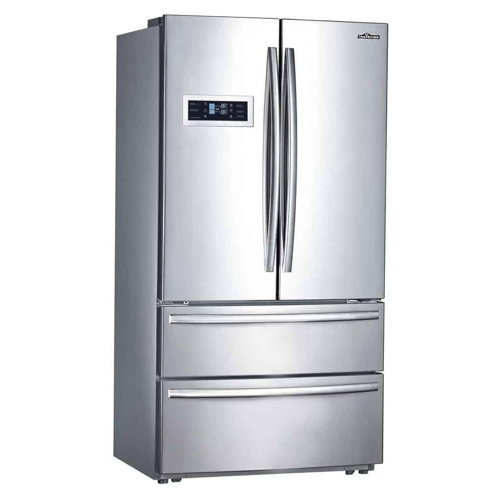 28 Inch Wide French Door Refrigerator 28 Inch Width